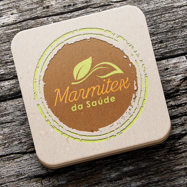 Desenvolvimento de Logotio / Logomarca + Papelaria / Identidade Visual para Marmitex
