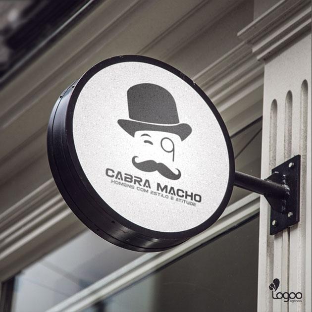 Desenvolvimento de Logotipo / Logomarca / Papelaria / Identidade Visual para Cabra Macho
