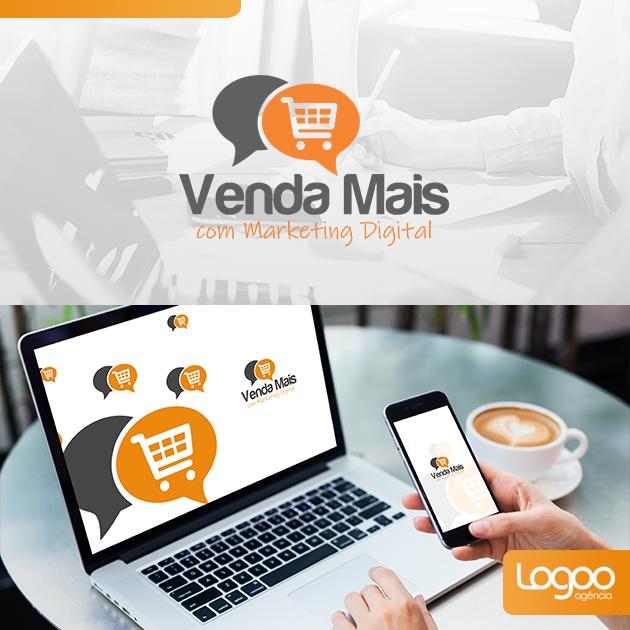 Desenvolvimento de Logotipo / Logomarca / Papelaria / Identidade Visual para VENDA MAIS